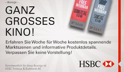 HSBC Webinare